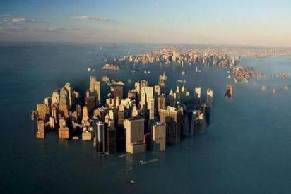 Éstos son los países que quedarán bajo el agua debido al cambio climático