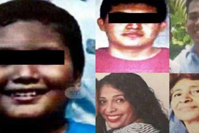 La crueldad de 'Los Virus': Encuentran en una fosa común los 5 cuerpos de la familia secuestrada