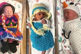 Un hospital de EEUU disfraza a los recién nacidos de personajes de 'Frozen'