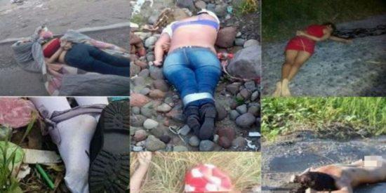 Sicarios mexicanos se 'ceban' con los feminicidios para intimidar a sus rivales