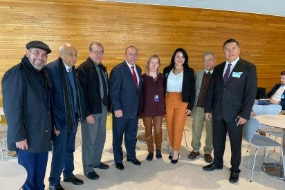 Rotundo fracaso de la falsa oposición venezolana: Sólo una eurodiputada comunista se reúne con el teatrillo chavista en el Parlamento Europeo