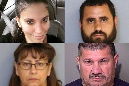 Arrestan al esposo y a los suegros de la hispana brutalmente descuartizada en Florida