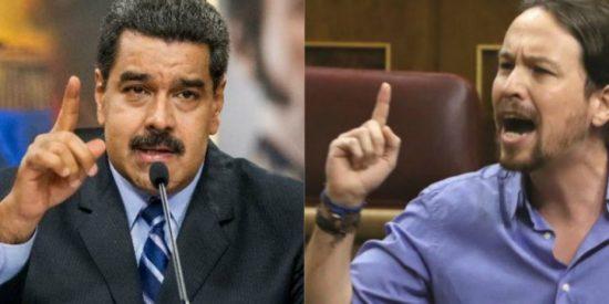 """De tal palo, tal astilla: De la """"multiplicación de pen*s"""" de Nicolás Maduro a las """"mamadas"""" de Pablo Iglesias"""