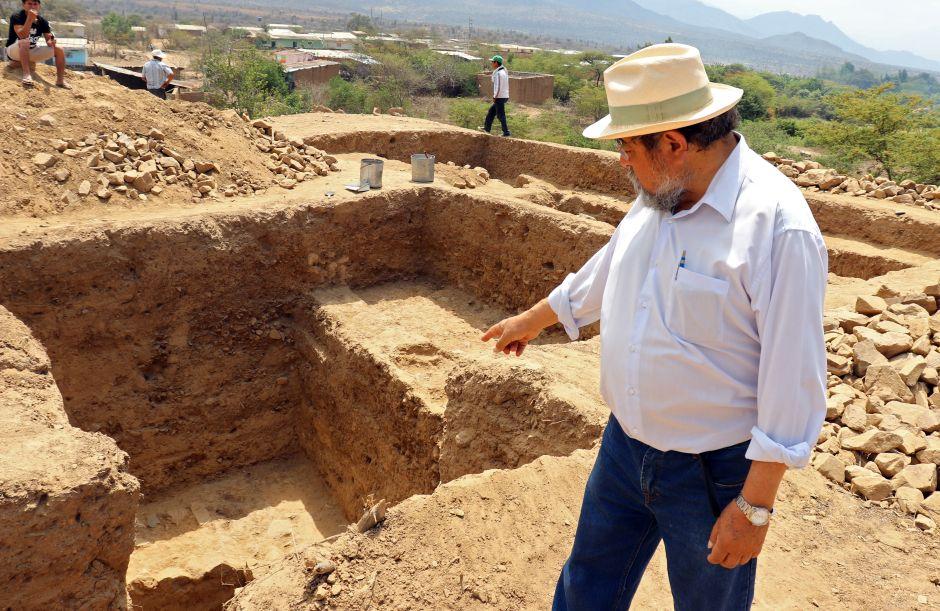 Arqueología: Hallan en Perú un templo de culto al agua de hace 3.000 años
