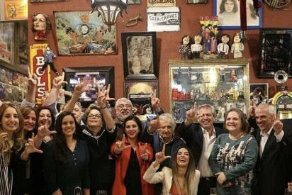 """Alberto Fernández muestra sus 'costuras' comunistas: Celebra en el Grupo de Puebla la liberación del """"corrupto"""" Lula da Silva"""