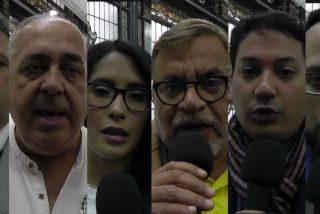 """Reportaje de PD: Delegación de Juan Guaidó confía que el PSOE será el 'dique' para contener a Pablo Iglesias, """"el satélite del chavismo en España"""""""