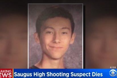 Muere el pistolero adolescente que disparó contra sus compañeros de clase