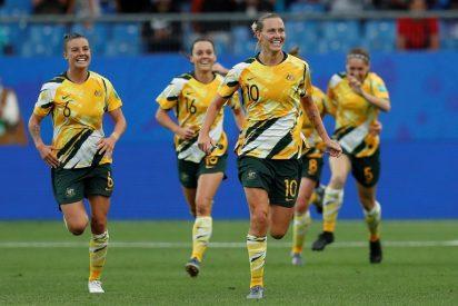 Golazo para romper el techo de cristal: La selección australiana de fútbol femenina cobrará igual que la masculina