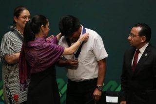 """Premio al tirano fraudulento: México da una medalla a Evo Morales por ser """"huésped distinguido"""""""