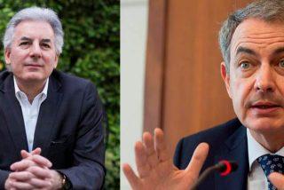 """Álvaro Vargas Llosa se ríe en la cara del descarado Zapatero: """"Por qué tarda tanto en ofrecerse como mediador en Bolivia?"""
