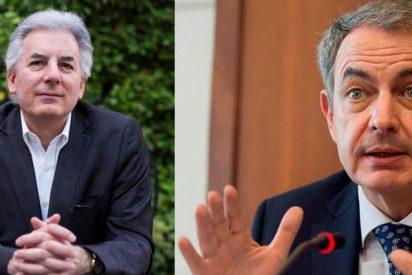 """Álvaro Vargas Llosa se ríe en la cara del descarado Zapatero: """"¿Por qué tarda tanto en ofrecerse como mediador en Bolivia?"""""""