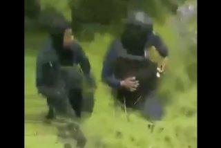 Vídeo: Así se caen a tiros los policías mexicanos y los narcos del Cártel del Golfo