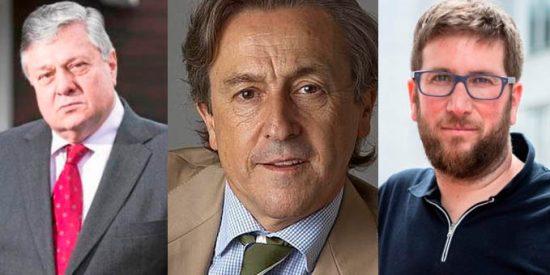 Tertsch denuncia la 'doble cara' del PP por participar en un evento con