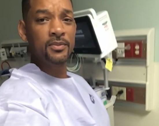 Will Smith se realiza una colonoscopia: Los médicos encontraron algo preocupante