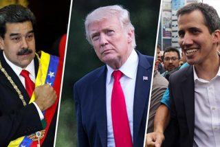 Juan Guaidó y EEUU chocan frontalmente en sus estrategias para sacar a Nicolás Maduro