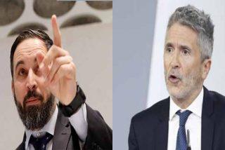 VOX podría sentar a Fernando Grande-Marlaska en el banquillo de los acusados