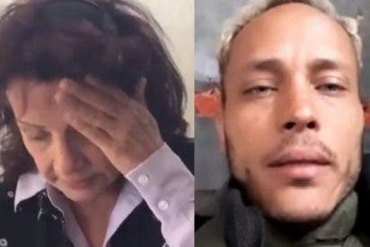 """La madre de Óscar Pérez tras las filtraciones: """"Sólo imploro justicia y que se cumpla la voluntad de mi hijo... la libertad de Venezuela"""""""
