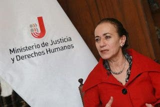 """Una ministra de Justicia peruana rechaza hablar de feminicidios """"por ser Navidad"""""""