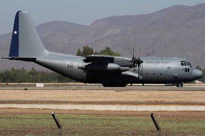 Desapareció un avión militar chileno que se dirigía a la Antártida: llevaba 38 personas a bordo