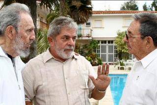 Lula da Silva pidió a Marcelo Odebrecht hacer un proyecto en Cuba