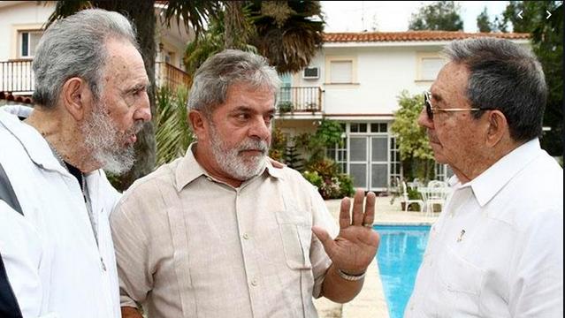 """Lula da Silva pidió a Marcelo Odebrecht hacer un proyecto en Cuba """"por razones ideológicas"""""""