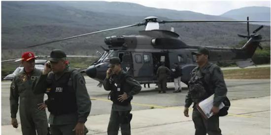 Venezuela: Un asalto militar contra Maduro acaba con un fallecido y 6 detenidos