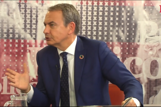 """Zapatero acusa al FAES de ser el """"laboratorio"""" de Vox, pero calla sobre CEPS y el chavismo"""