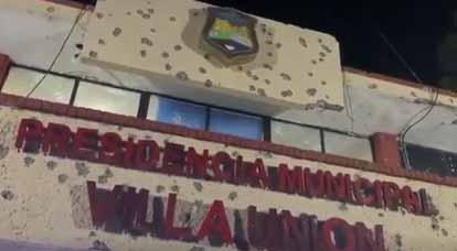 'Cártel del Noreste' pone de rodillas a los tres niveles de Gobierno en México y deja 14 muertos