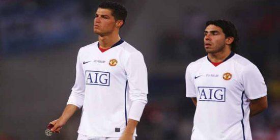 La anécdota que se atrevió a contar Carlos Tevez de Cristiano Ronaldo: