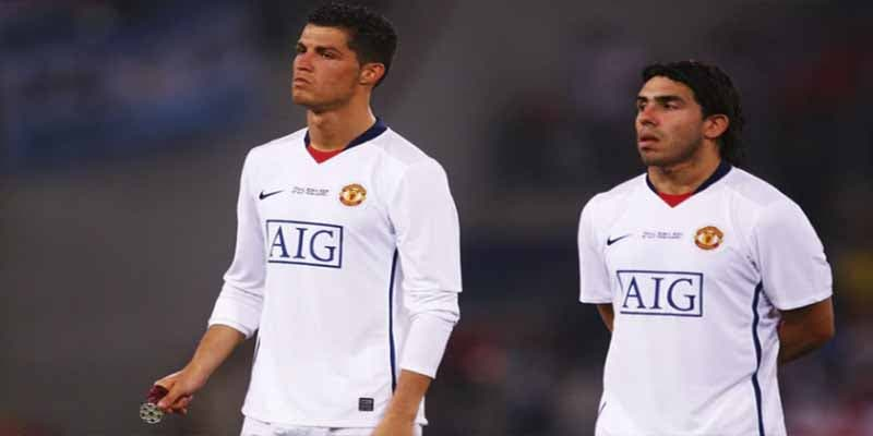 """La anécdota que se atrevió a contar Carlos Tevez de Cristiano Ronaldo: """"El tipo es un enfermo"""""""