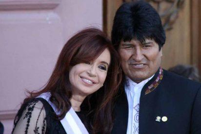 Día de los inocentes: un diario publica la 'fake news' de la boda entre Evo Morales y Cristina de Kirchner