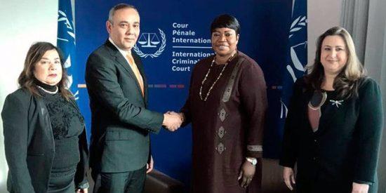 La fiscal Fatou Bensouda: la 'amiguita' de la familia del narco Tareck El Aissami que evita que la Corte Penal sancione a chavistas por violar DDHH
