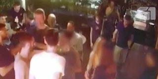 Vídeo: La agresión sexual del jugador élite de voleibol Earvin Ngapeth a una mujer en un bar