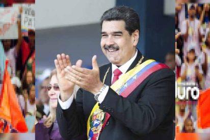 """Maduro y los juegos del hambre: """"Llegó el niño Jesús y Nicolás también"""""""