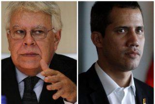 Felipe González, cansado por la incompetencia, critica a Juan Guaidó y a la comunidad internacional por sus errores en la lucha contra Maduro