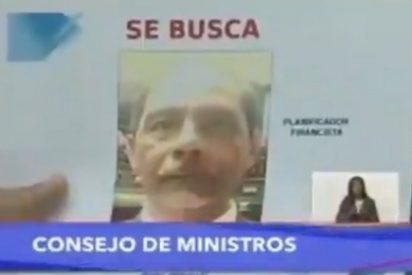 """El dictador Maduro llama """"terrorista"""" a un diputado traidor y pide 'su cabeza'"""