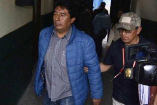 Bolivia captura al primo de Evo Morales por sedición y terrorismo