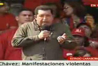 """""""Ministro écheles gas"""": El autoritarismo criminal de Hugo Chávez y lo que haría contra los manifestantes en Chile, Colombia o Cataluña"""