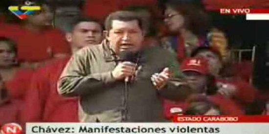 """""""Ministro écheles gas"""": El autoritarismo criminal de Hugo Chávez y lo que hubiese hecho a los manifestantes en Chile, Colombia o Cataluña"""