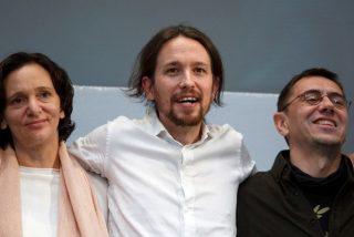 """Escándalo en Podemos: Iglesias, Monedero y Bescansa cobraron dinero """"robado"""" de Venezuela y Bolivia"""