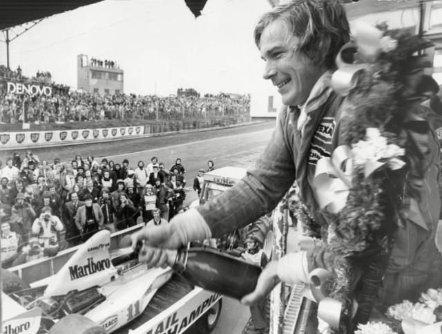 James Hunt: el 'playboy de la Fórmula 1' que tuvo sexo con miles de mujeres