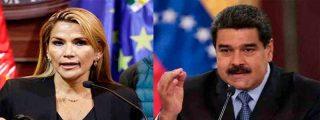 El Gobierno de Jeanine Áñez denunció el plan desestabilizador del dictador Nicolás Maduro: