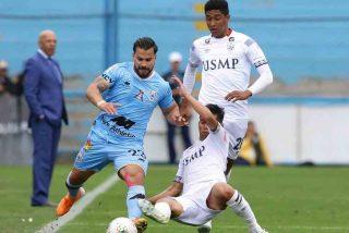 Un futbolista peruano fallece tras sufrir un grave accidente