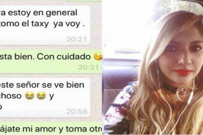 No estaba muerta, estaba de parranda: Un vídeo demuestra que la mujer desaparecida en México estaba 'perdida' entre copas de un bar