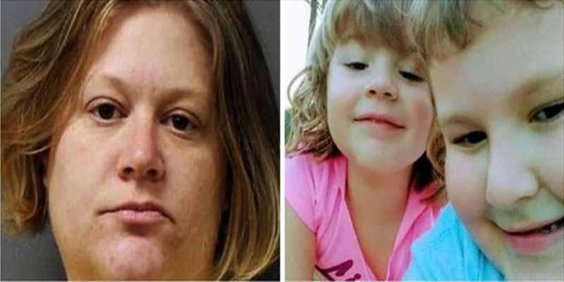 ¡Terrorífico!: Una mujer ahorca a sus dos hijos de 8 y 4 años y monta una escena para simular suicidio