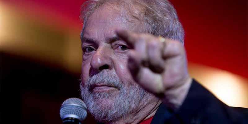 """""""'Donaciones' de 4.000.000"""": La nueva denuncia de la Policía de Brasil contra el """"santo"""" Lula Da Silva"""