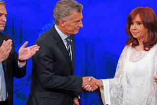 Procesada y resentida: El feo gesto de Cristina Fernández de Kirchner con Mauricio Macri durante la investidura de Alberto Fernández