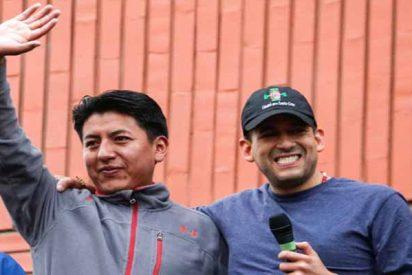 Quién es Marco Pumari, el inesperado competidor que mete miedo a Luis Camacho por la presidencia en Bolivia