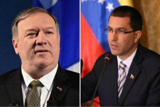 El berrinche de un ministro chavista en Twitter contra EEUU por denunciar la violación de DDHH en Venezuela
