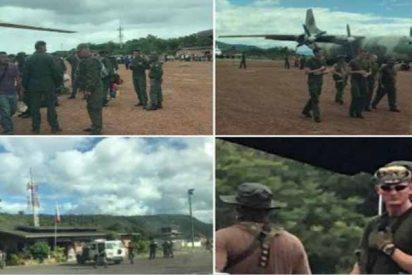 Venezuela invadida: registran la llegada de 40 militares rusos armados en apoyo al régimen de Nicolás Maduro